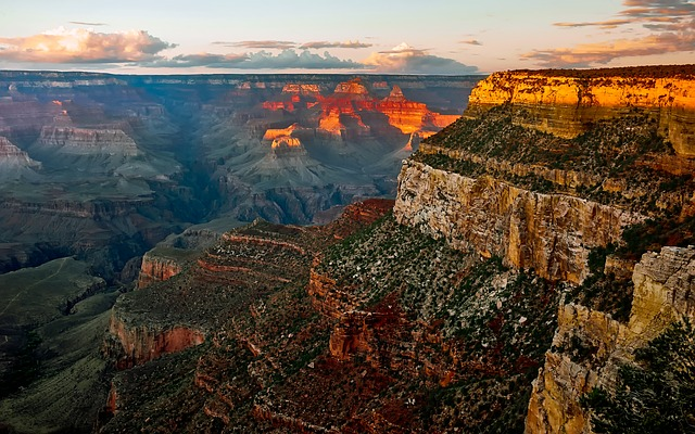 Grand Canyon, Arizona, Landscape, National Park