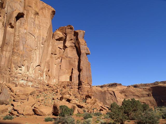 Monument Valley, Arizona, Usa, Southwest Usa, Landscape