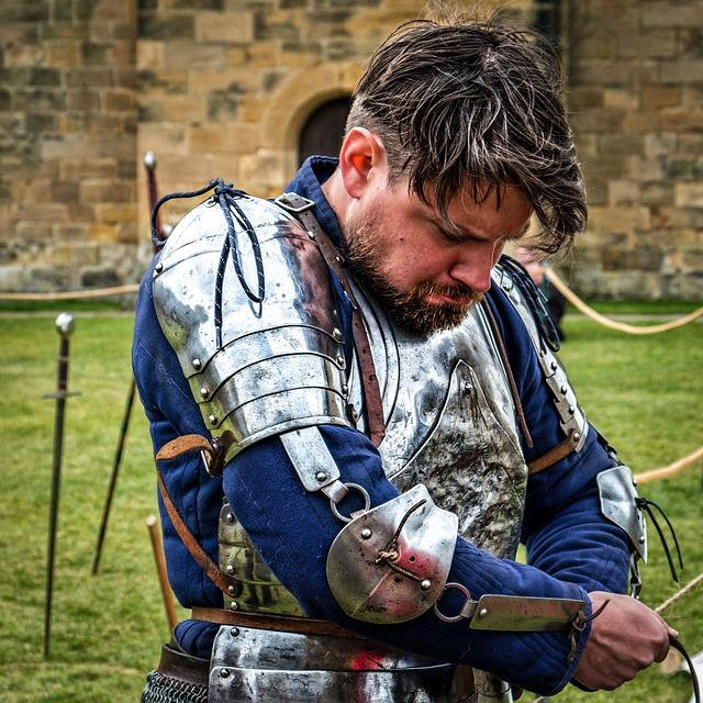 Jousting, Knight, Armor, Medieval, Military, Sword, Old