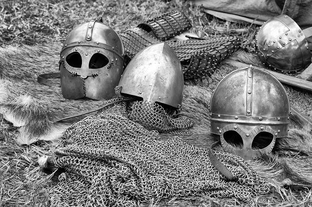 Armor, Coat Of Mail, The Middle Ages, Uniforms