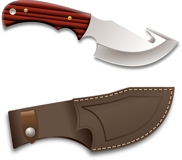Knife, Weapon, Sharp, Hunter, Arms, Danger, Battle