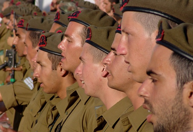 Soldiers, Army, Men, Persons, Israel, Jerusalem, War