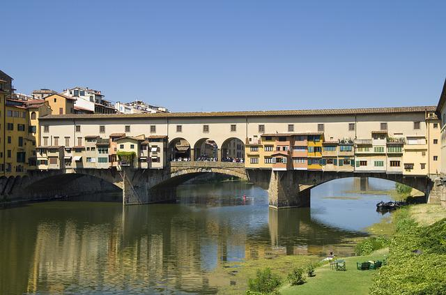 Ponte Vecchio, Firenze, Florence, Bridge, Arno River