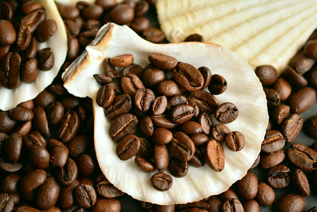Coffee Beans, Coffee, Beans, Caffeine, Aroma, Roasted