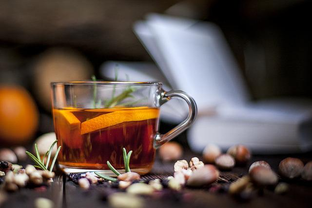Drink, Hot, Tea, Cup, Glass, Table, Aromatic, Wood