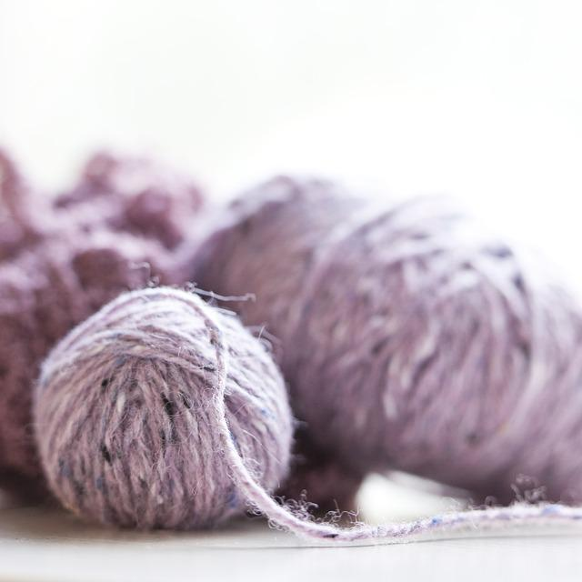 Yarn, Wool, Knitting, Hooks, Around, Thread, Needle