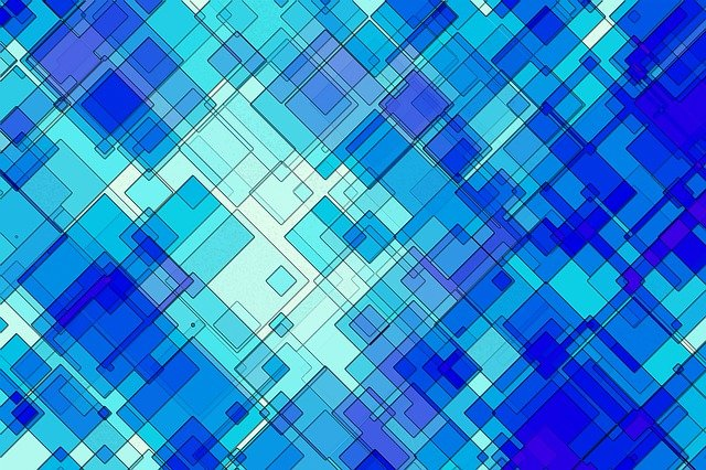 Abstract, Squares, Arrangement, Aesthetics, Color