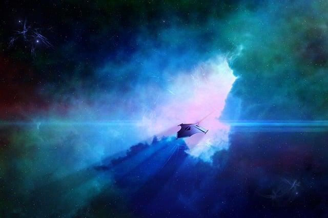 Science Fiction, Spaceship, Alien, Arrival, Futuristic