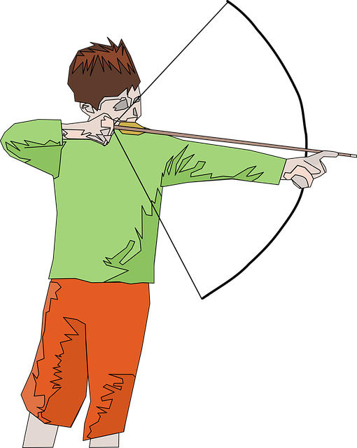 Abstract, Archer, Archery, Arrow, Bow, Boy