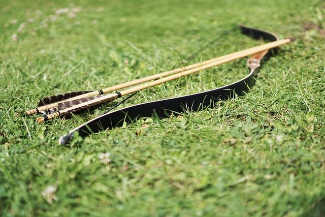 Arrow, Bow And Arrow, Arrows, Archery, Sports, Bow