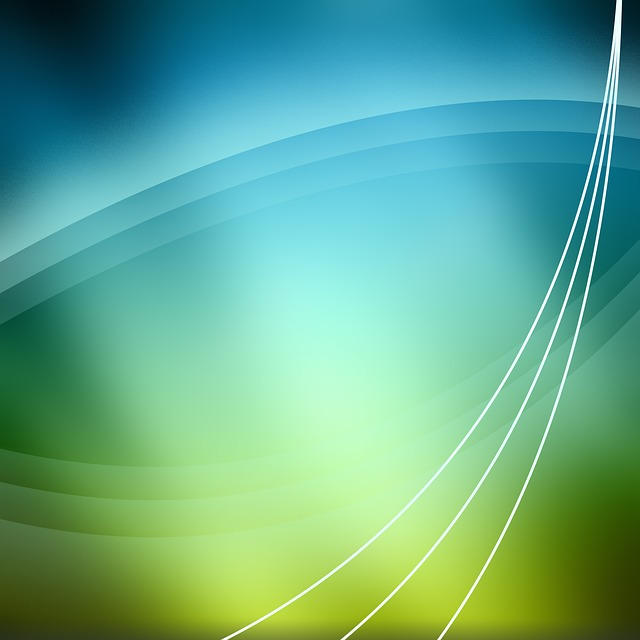 Background, Abstract, Blue, Green, Structure, Art