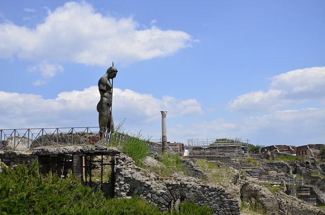 Pompeii, Excavations, Archaeology, Culture, Art