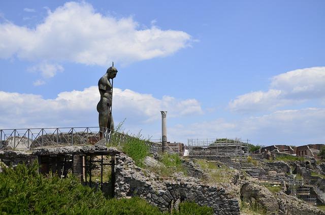 Pompeii, Excavations, Archaeology, Culture, Art