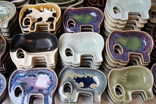 Pottery, Art, Ceramic, Handmade, Background, Memory
