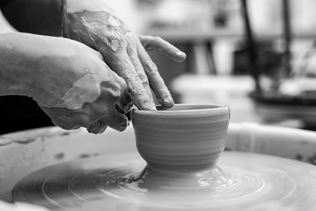 Pottery, Handcraft, Clay, Art, Craft, Ceramic