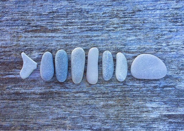Rock, Stone, Art, Craft, Fish