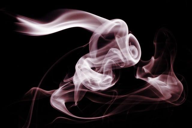 Smoke, Figure, Smoking, Art, Harmony