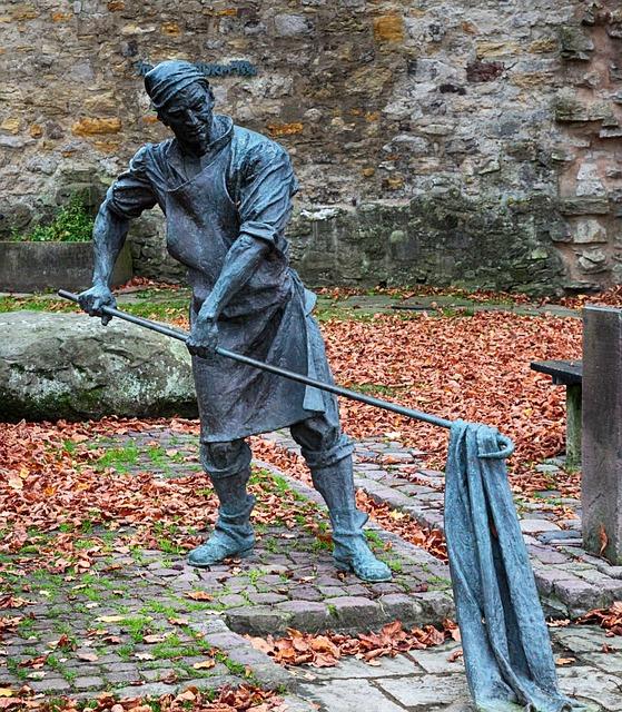 Gerber, Bronze, Statue, Art, Bronze Statue, Head