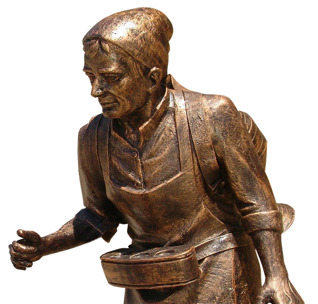 Statue, Bronze, Man, Art, Figure, Bronze Statue