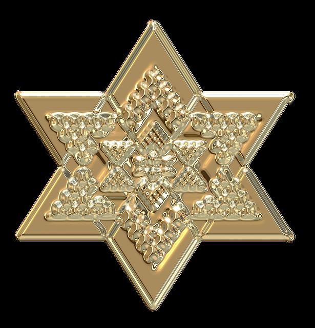 Decoration, Star, Metallizer, Art, Glass, Christmas