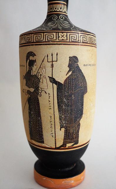 Container, Art, Vase, Antiquity, Pottery, Old, Isolate