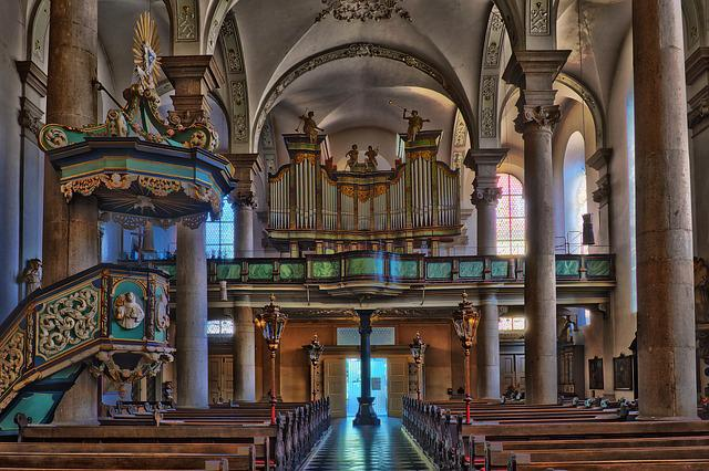 Church, Architecture, Travel, Religion, Pillar, Art