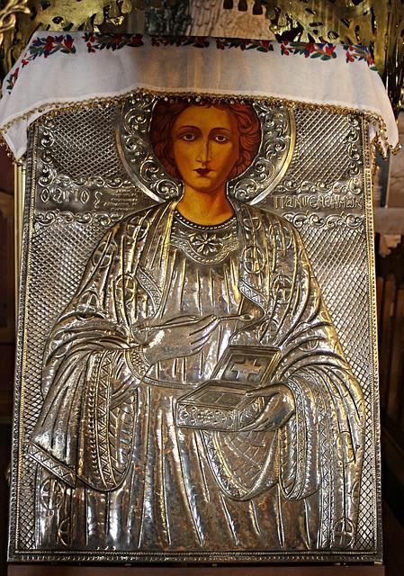 Icon, Sprituell, Church Jewelry, House Of Worship, Art