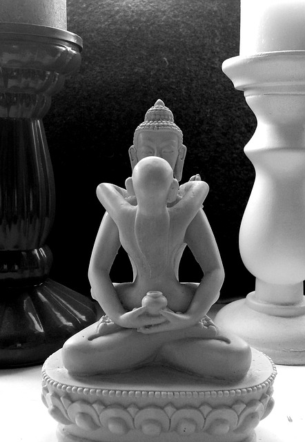 Statue, Tantra, Sculpture, Asia, Art, Buddhism