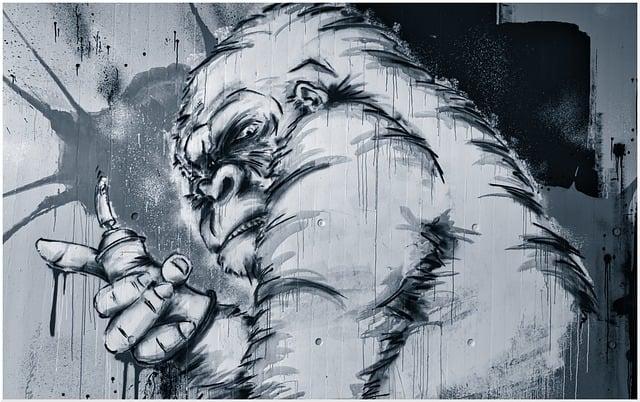 Art, Street Art, Graffiti, Mural, Wall, Spray
