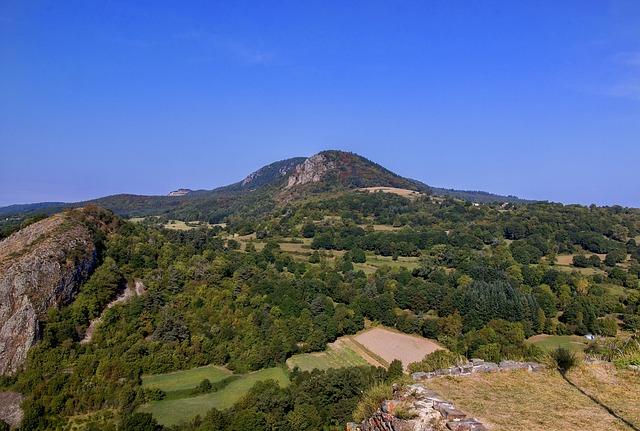 Artias, Retournac, Mountain, France, Nature, Hiking