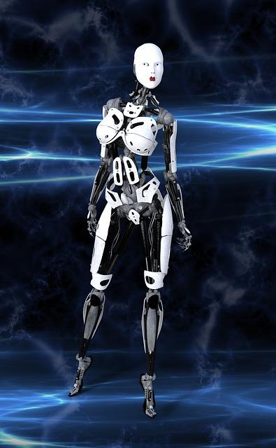 Robot, Cyborg, Artificial, Bionic, Future, Cybernetics