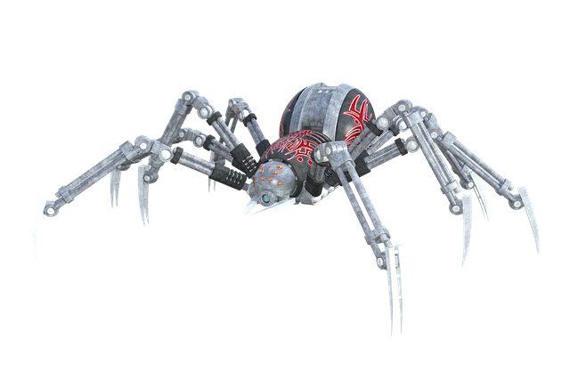 Spider, Arachnid, Animal, Robot, Artificial
