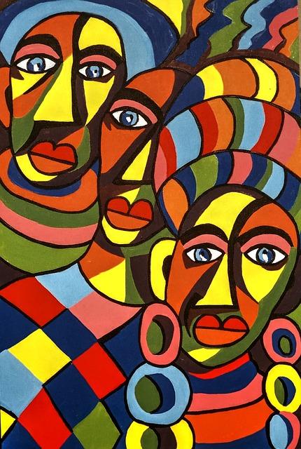 African Art, Design, Artist, Bold, Creative