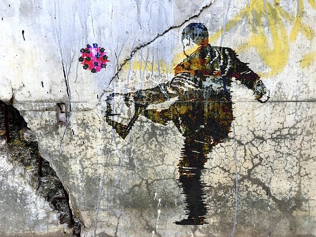 Graffiti, Wall, Urban, Painting, Paint, Artistic