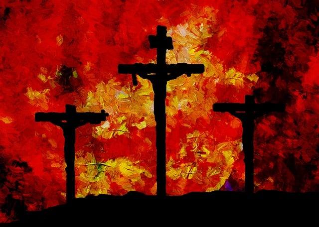 Art, Artistic, Painting, Digital, Cross, Religion