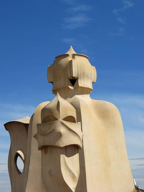 Barcelona, Gaudi, Spain, Catalonia, Building, Artistic