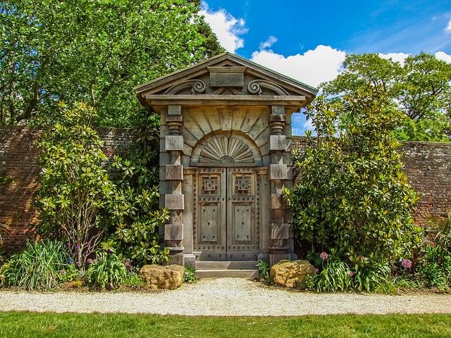 Arundel Castle, Garden, Monument, Gateway