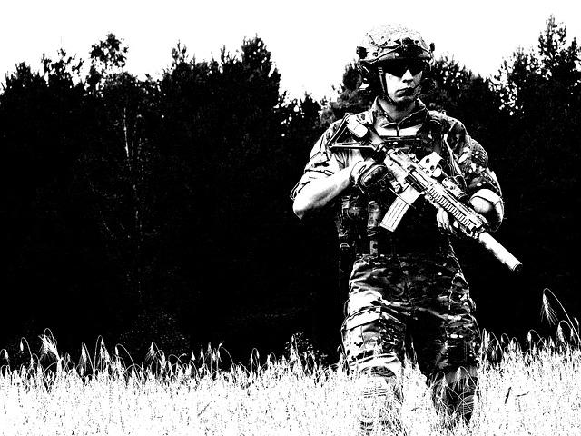 Asg, Militaria, The Military, Weapon