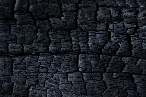 Charcoal, Coal, Ash, Burnt, Backdrop, Background