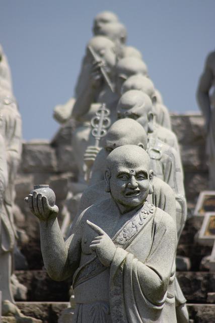 Buddhist, Religion, Asia, Buddhism, Culture, Religious