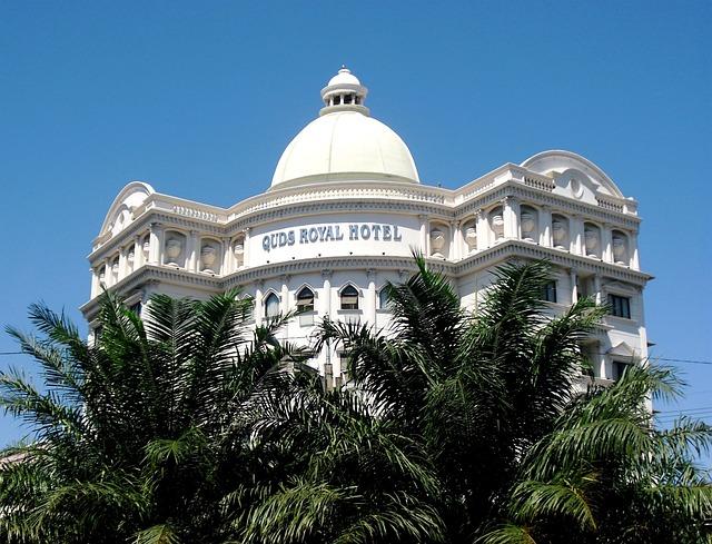 Hotel, Surabaya, Eas Java, Indonesia, Asian, Building