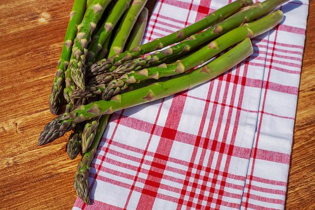 Asparagus, Green Asparagus, Vegetables, Asparagus Time
