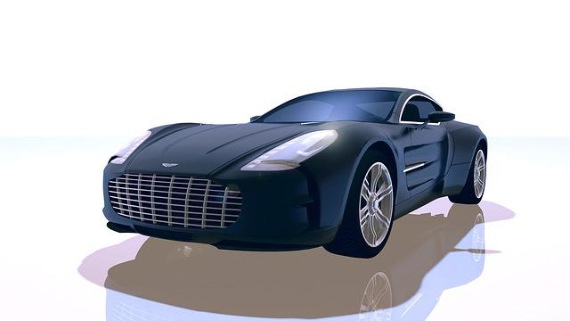 Aston, Martin, One-77, Sports Car, Auto, Automobile