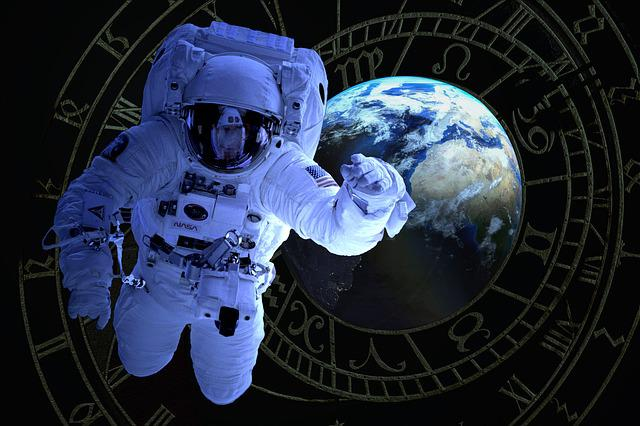 Astronomy, Astrology, Space Travel, Zodiac Sign