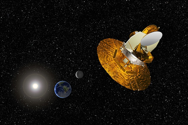 Space Probe, Space, Universe, Astronautics, Wmap, Wmap2
