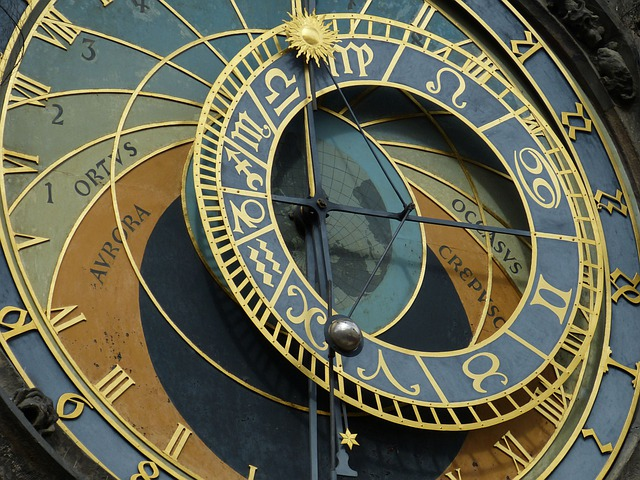 Astronomical Clock, Prague, Old Town, City