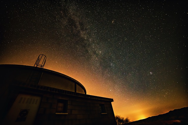 Astronomy, Sky, Light, Observatory