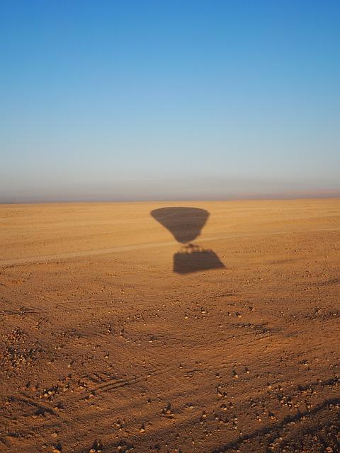 Balloon, Egypt, Hot Qi Ball, Desert, Luxor, Aswan