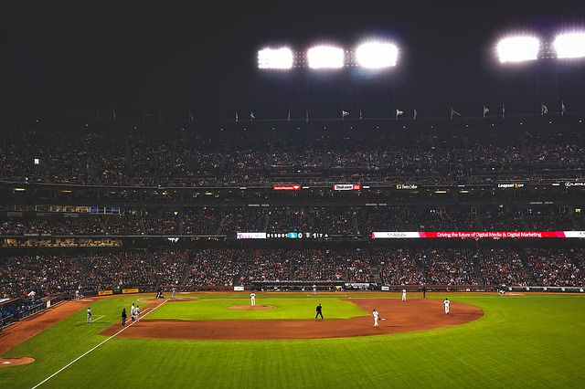 At T Park, San Francisco, California, Baseball, Stadium