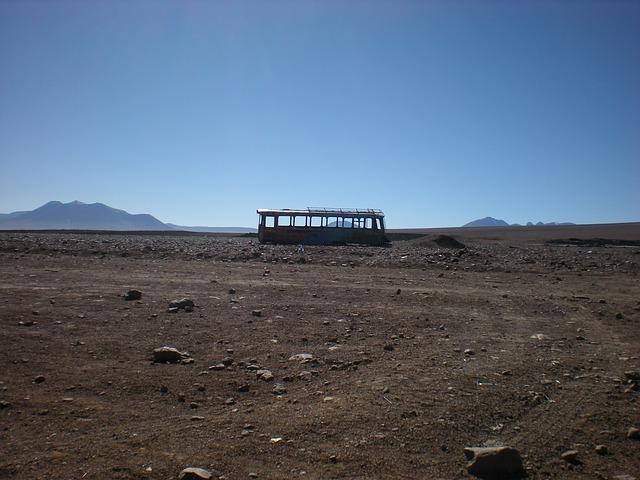 free photo atacama bus trip destroyed landscape travel max pixel